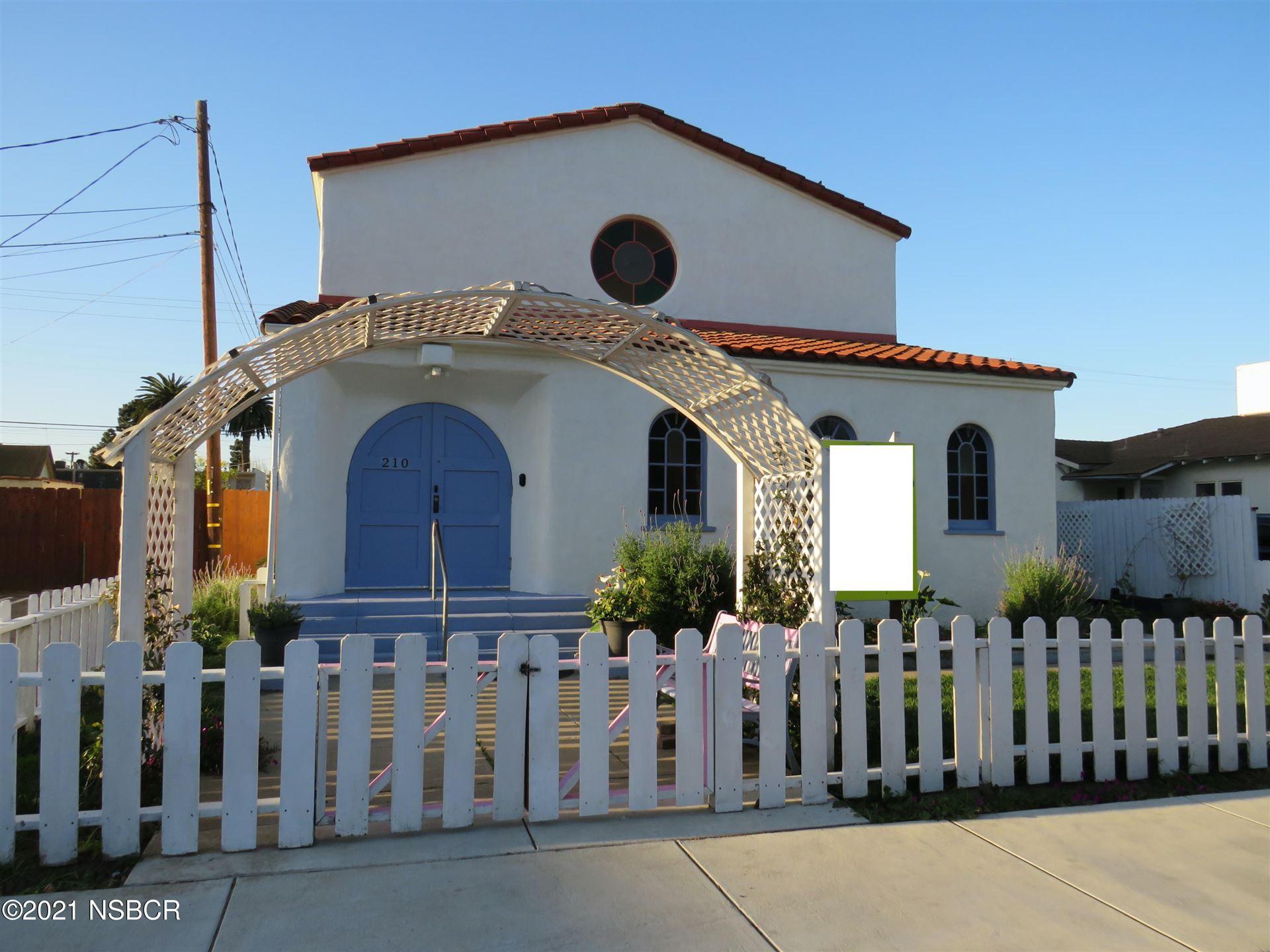 210 W Fesler Street, Santa Maria, CA 93458 - MLS#: 21001680