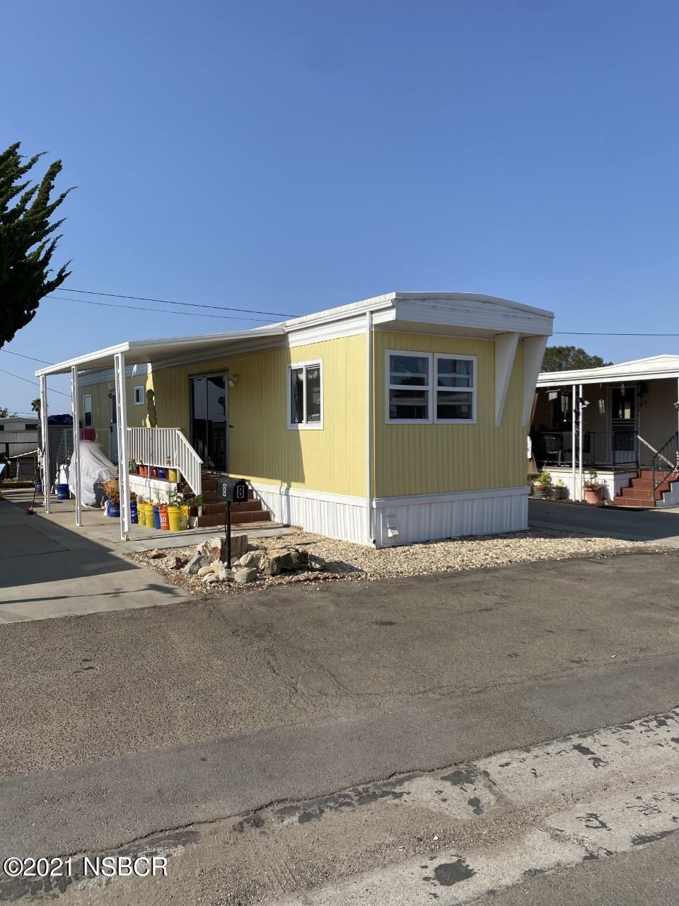 1600 E Clark Avenue #8, Santa Maria, CA 93455 - MLS#: 21001707