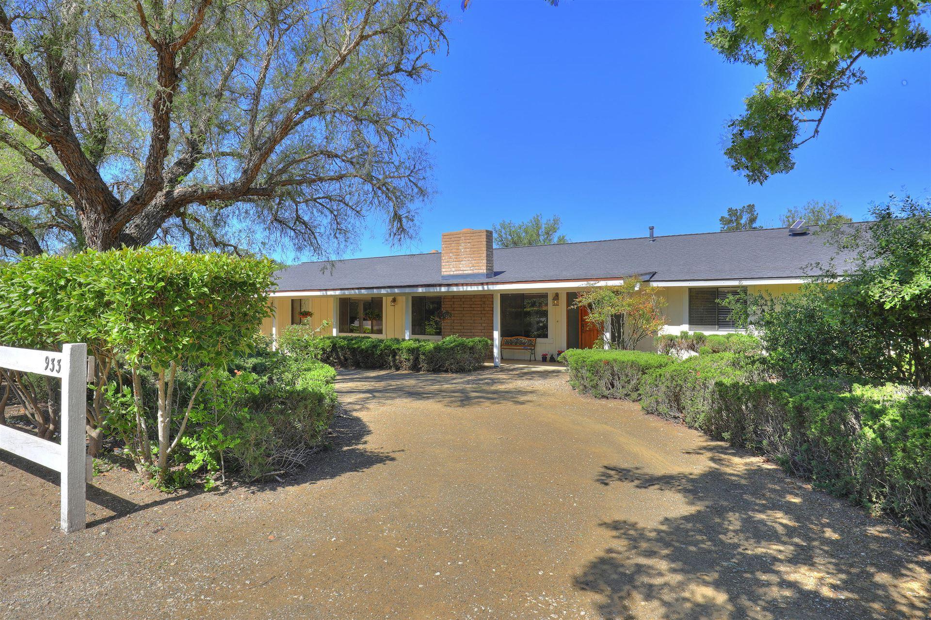 933 Old Ranch Road, Solvang, CA 93463 - #: 20000909