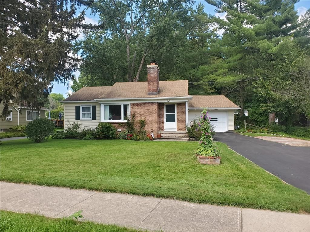 641 Edgewood Avenue, Rochester, NY 14618 - MLS#: R1364000