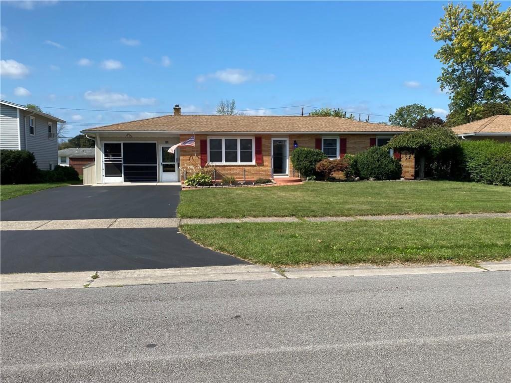 103 Mount Ridge Circle, Rochester, NY 14616 - MLS#: R1368000