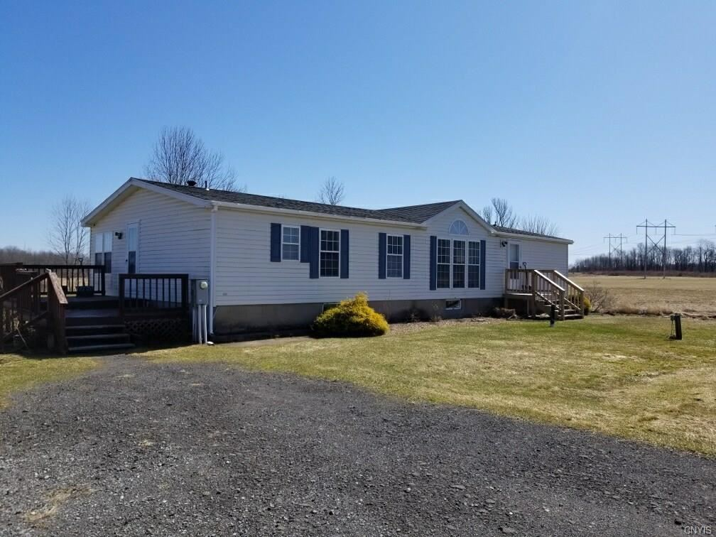 1058 County Route 10, Pennellville, NY 13132 - #: S1257002