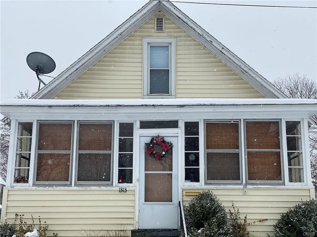 1313 Ash Street, Utica, NY 13502 - MLS#: S1318004