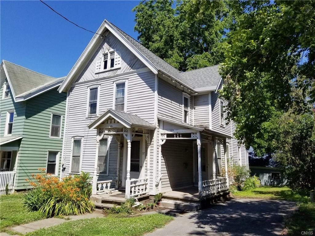 57 E Utica Street, Oswego, NY 13126 - MLS#: S1350005