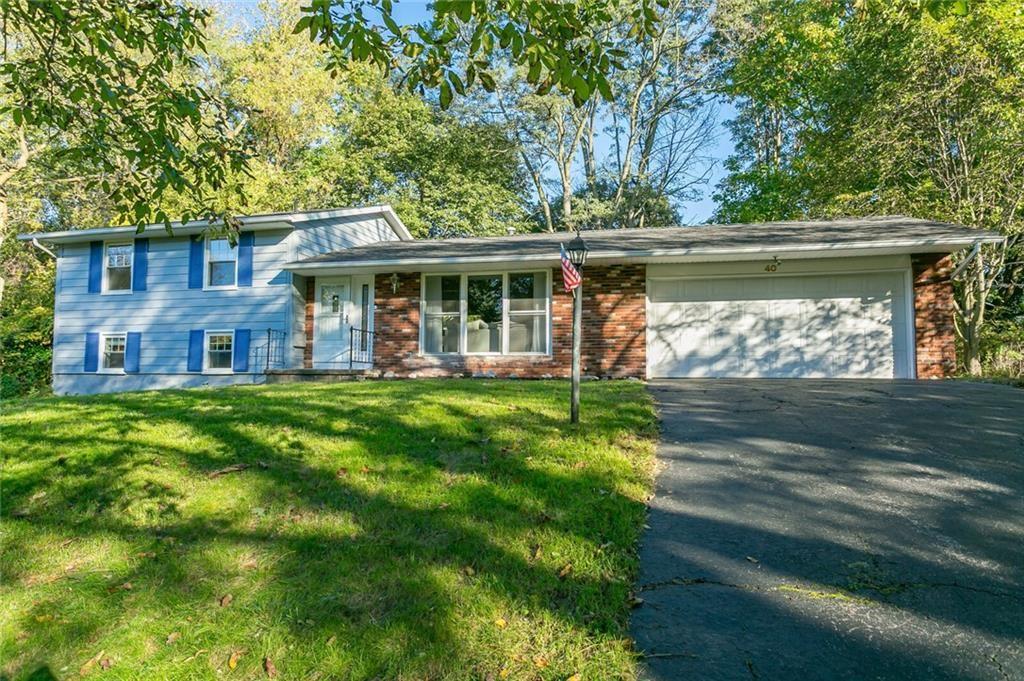 40 Brooktree Drive, Penfield, NY 14526 - MLS#: R1374006
