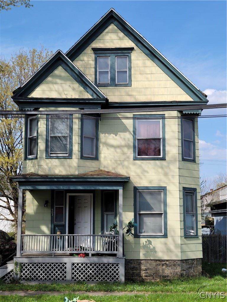 503 Square Street, Utica, NY 13501 - MLS#: S1332006