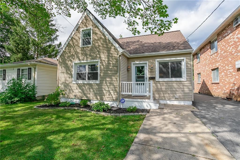 403 Garfield Avenue, East Rochester, NY 14445 - #: R1367009
