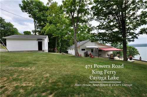 Photo of 471 Powers Road, King Ferry, NY 13081 (MLS # R1280011)