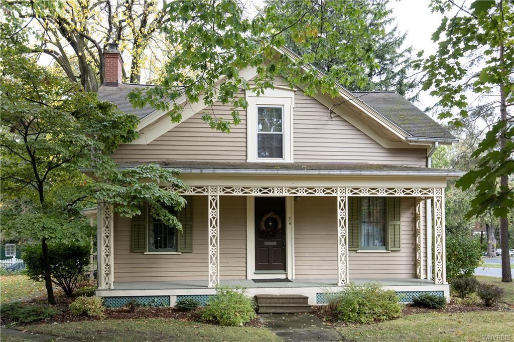 34 Maple Road, East Aurora, NY 14052 - #: B1298013