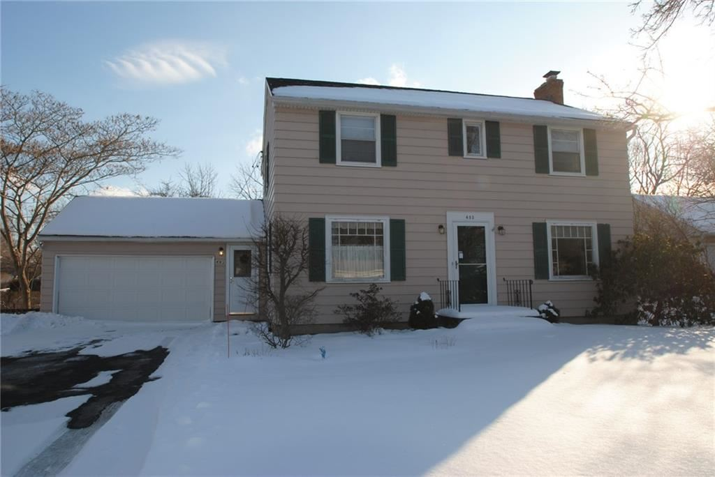 493 Covewood Boulevard, Webster, NY 14580 - #: R1316016