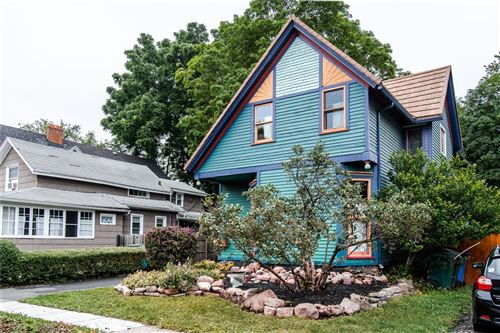 Photo of 42 Woodlawn Street, Rochester, NY 14607 (MLS # R1353020)