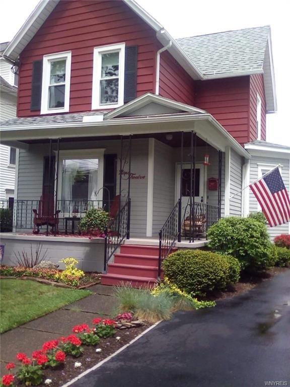 912 W Henley Street, Olean, NY 14760 - #: B1315020