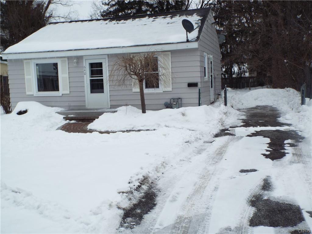 640 Manor Drive, Chittenango, NY 13037 - MLS#: S1320021