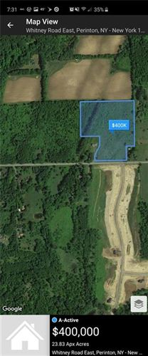 Photo of 0 Whitney Road East, Fairport, NY 14450 (MLS # R1251022)