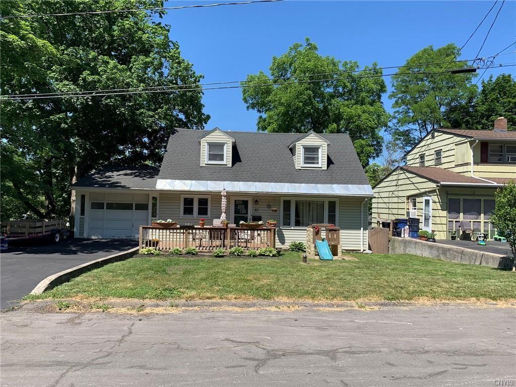 105 Snell Terrace, Syracuse, NY 13205 - #: S1277026