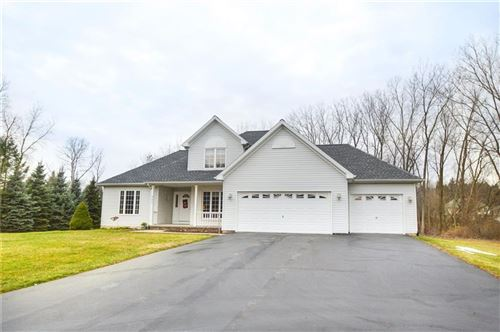 Photo of 851 Gallup Road, Spencerport, NY 14559 (MLS # R1315027)