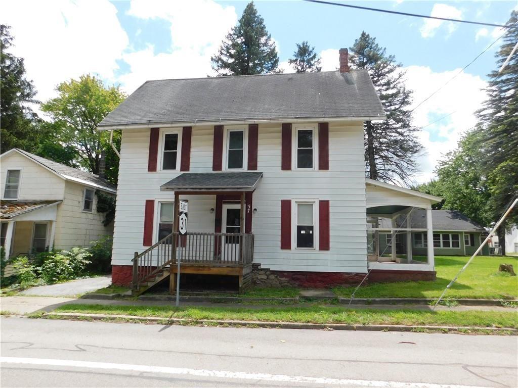 37 E Genesee Street, Clyde, NY 14433 - MLS#: R1355030