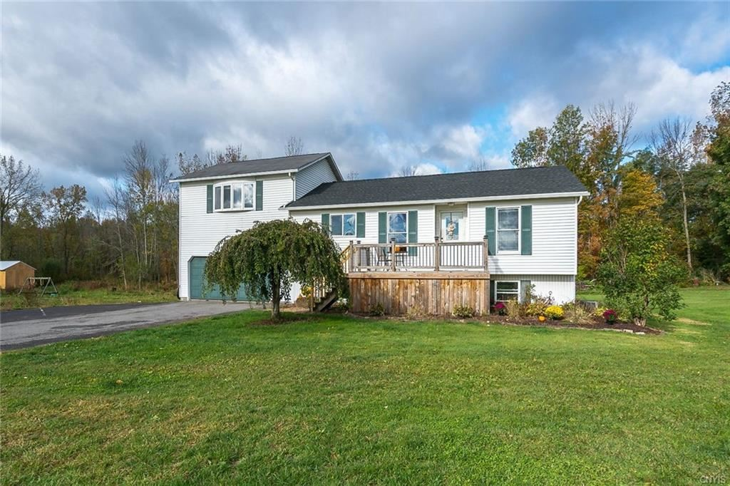 961 County Route 10, Pennellville, NY 13132 - #: S1300032