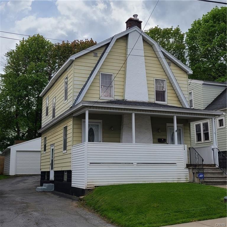 114 Mariposa Street, Syracuse, NY 13206 - MLS#: S1337033