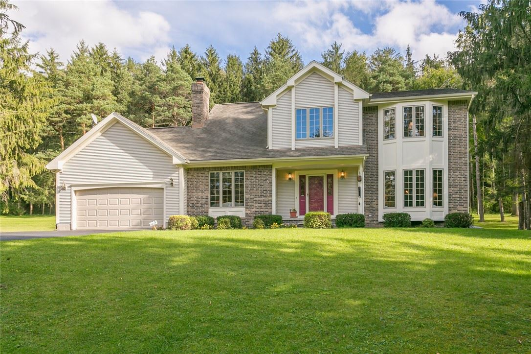 3155 County Road 40 Road, East Bloomfield, NY 14469 - MLS#: R1369036