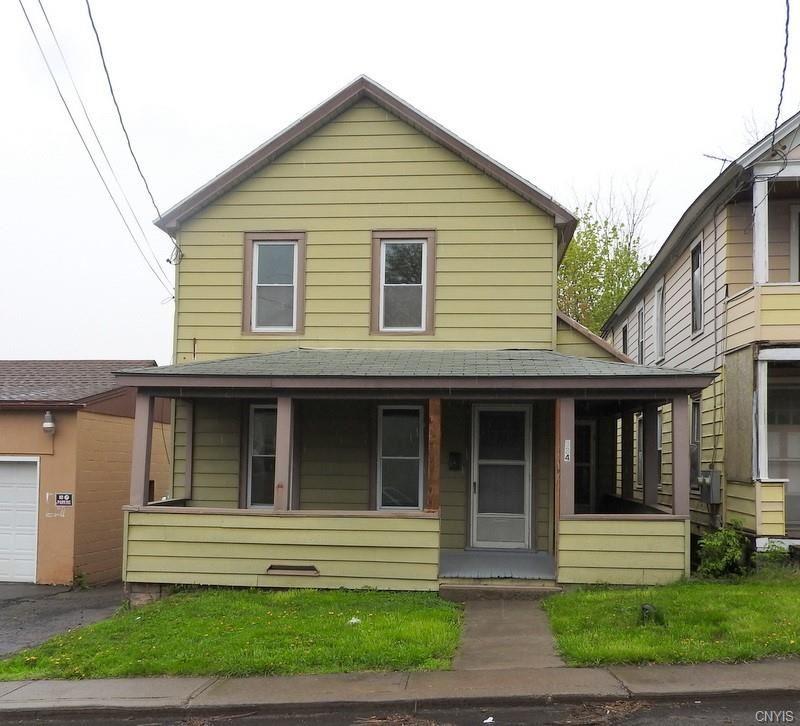 334 1st Street, Syracuse, NY 13209 - MLS#: S1333037