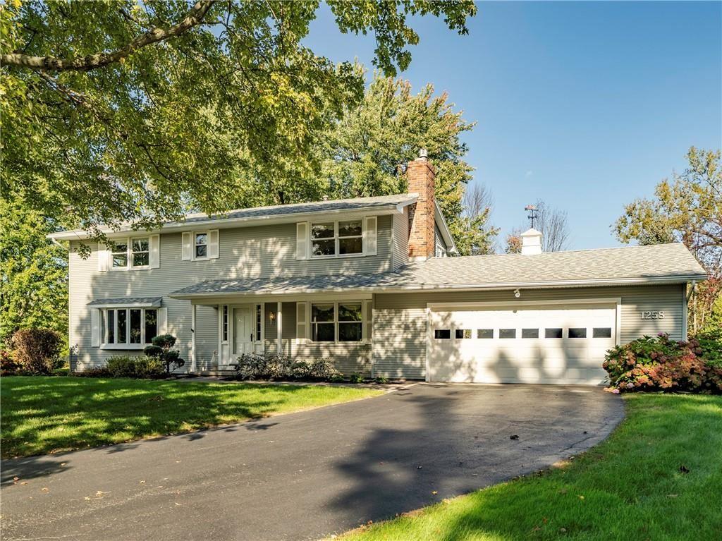 1258 La Baron Circle, Webster, NY 14580 - MLS#: R1371045