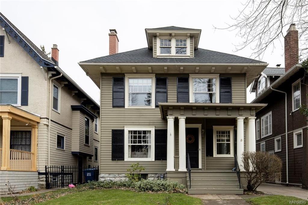 5 Clarendon Place, Buffalo, NY 14209 - #: B1307049