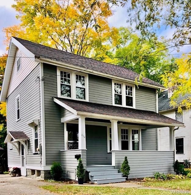 616 Ellicott Street, Batavia, NY 14020 - #: B1319049