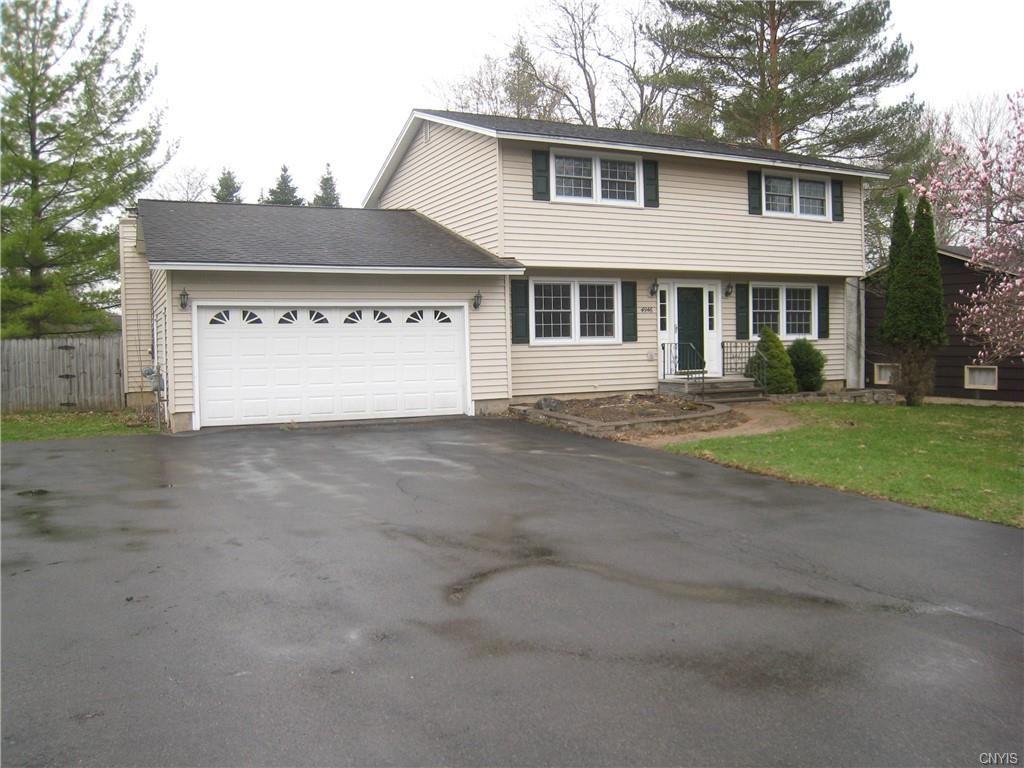 4946 Glen Robin Drive, Syracuse, NY 13215 - MLS#: S1329050