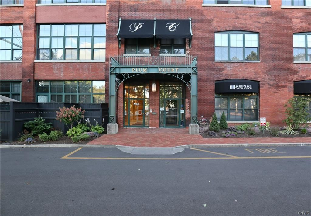 526 Plum Street #102, Syracuse, NY 13204 - MLS#: S1325061