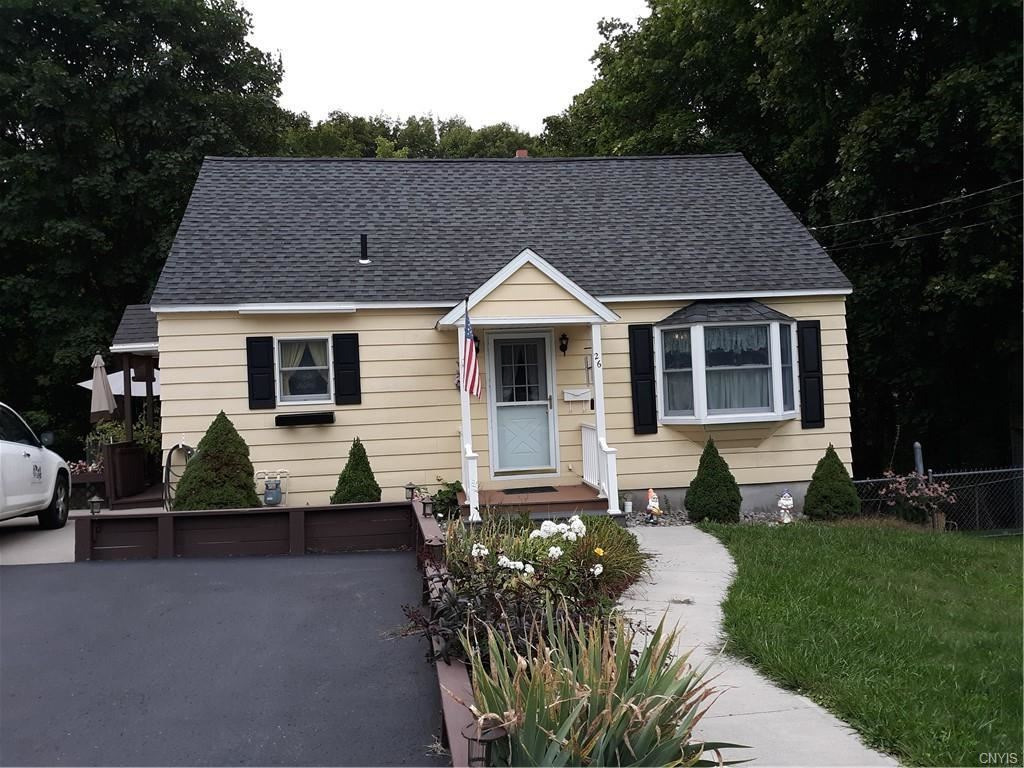 26 Reed Street, Marcellus, NY 13108 - #: S1300064