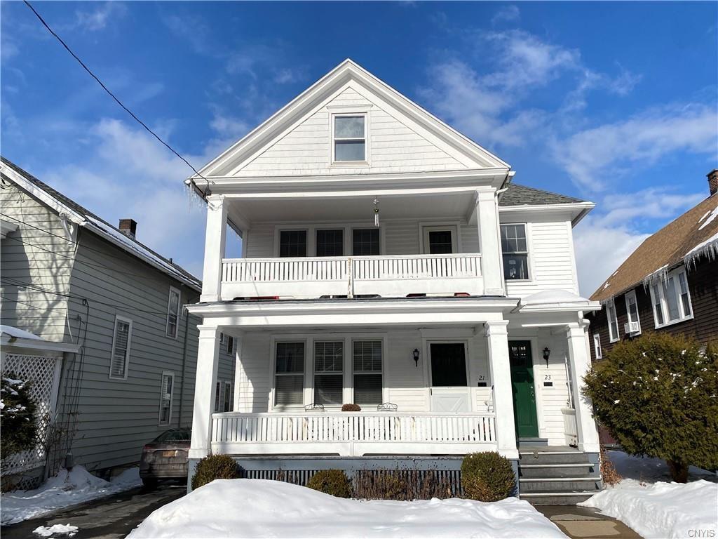 21 Leslie Avenue #23, Utica, NY 13501 - MLS#: S1320066