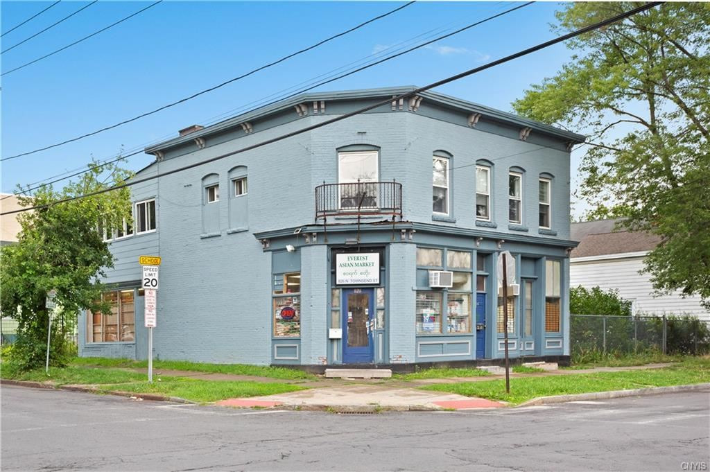 826 N Townsend Street, Syracuse, NY 13208 - MLS#: S1319069