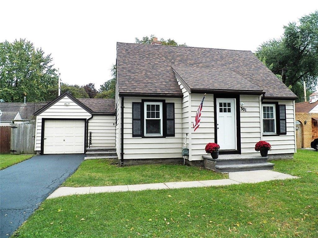 301 Ridgedale Circle, Rochester, NY 14616 - MLS#: R1370070