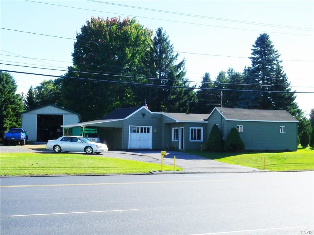 3552 State Route 31, Clay, NY 13027 - #: S1007074