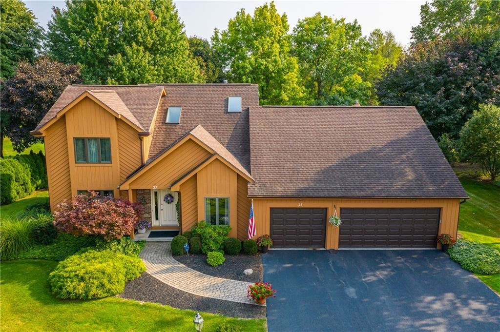 27 Glen Valley Drive, Penfield, NY 14526 - #: R1296077