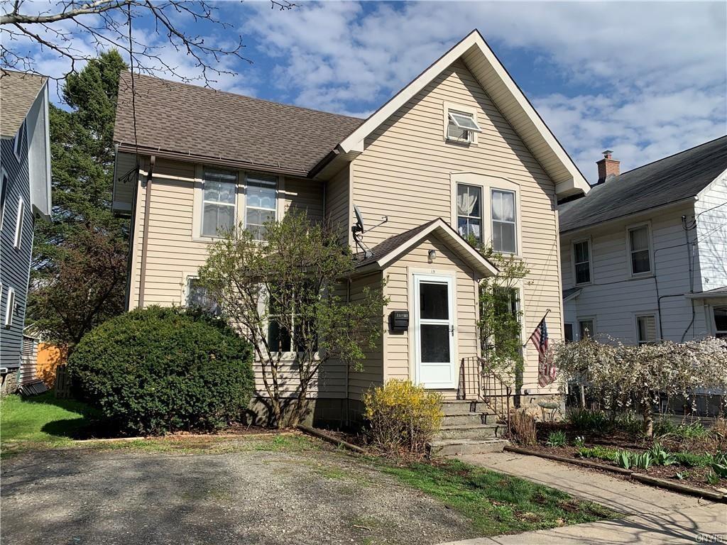 19 Hubbard Street, Cortland, NY 13045 - MLS#: S1331077
