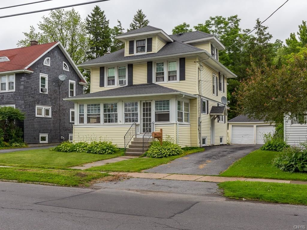 723 Holcomb Street, Watertown, NY 13601 - #: S1265081