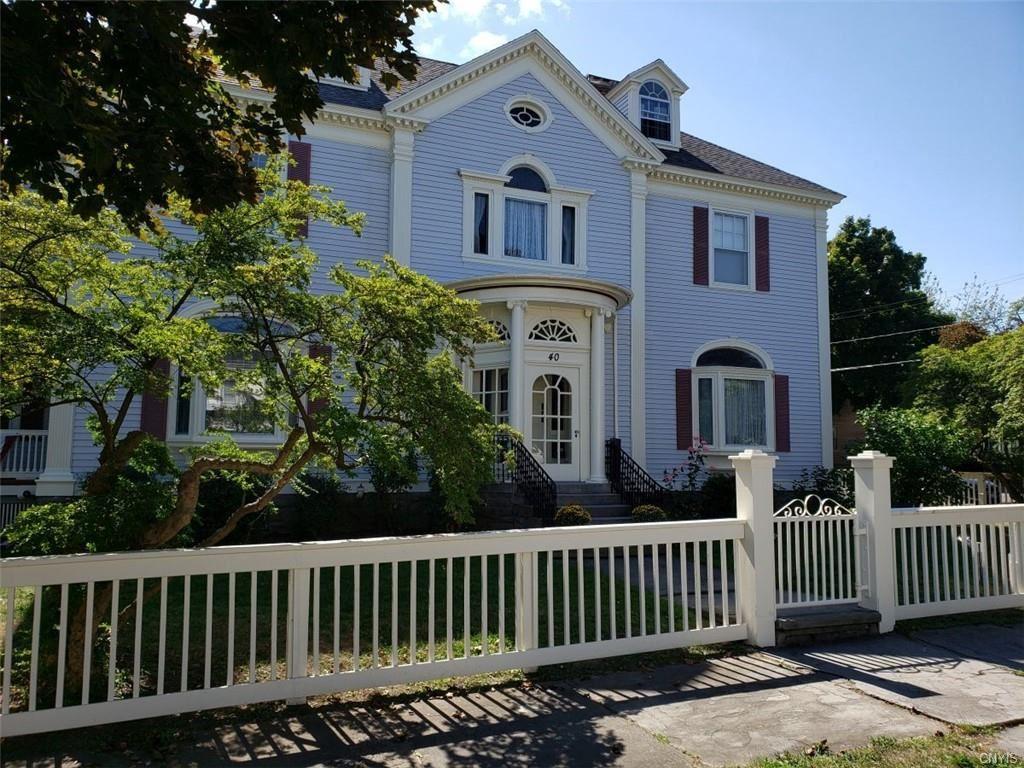 40 W Oneida Street, Oswego, NY 13126 - MLS#: S1351081