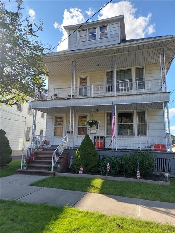 1152 Hammond Avenue, Utica, NY 13501 - MLS#: S1364082