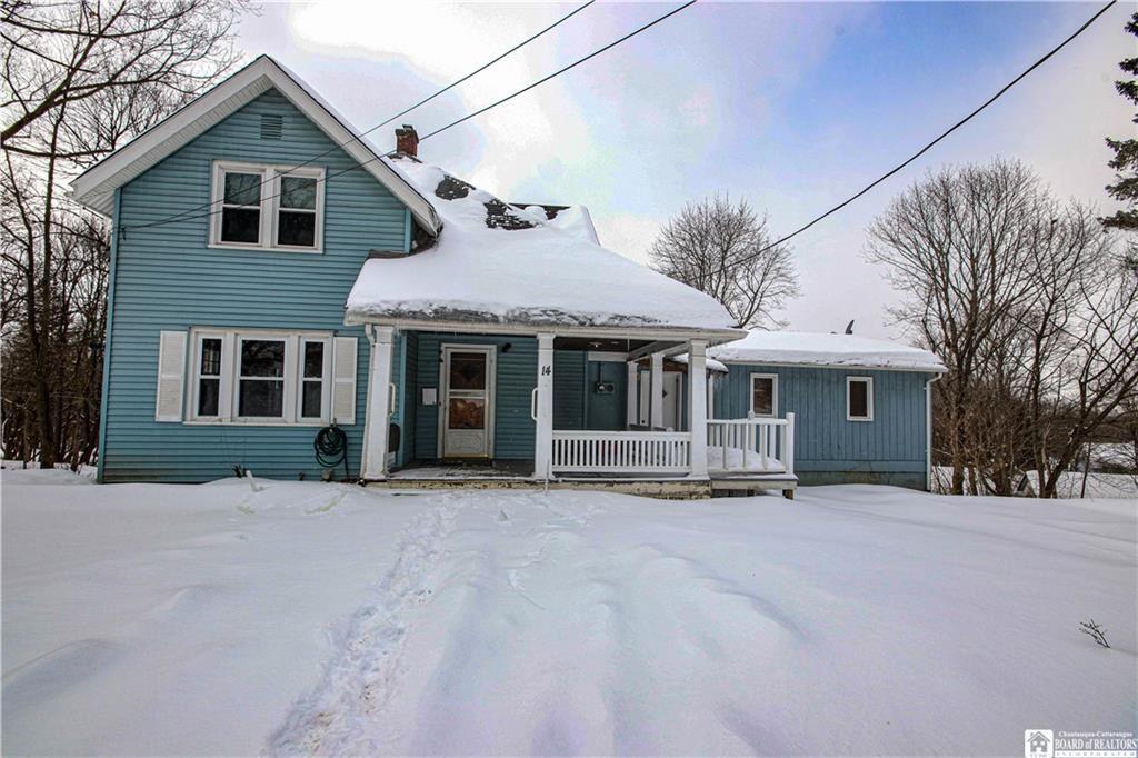 14 Parkview Avenue, Jamestown, NY 14701 - #: R1320085