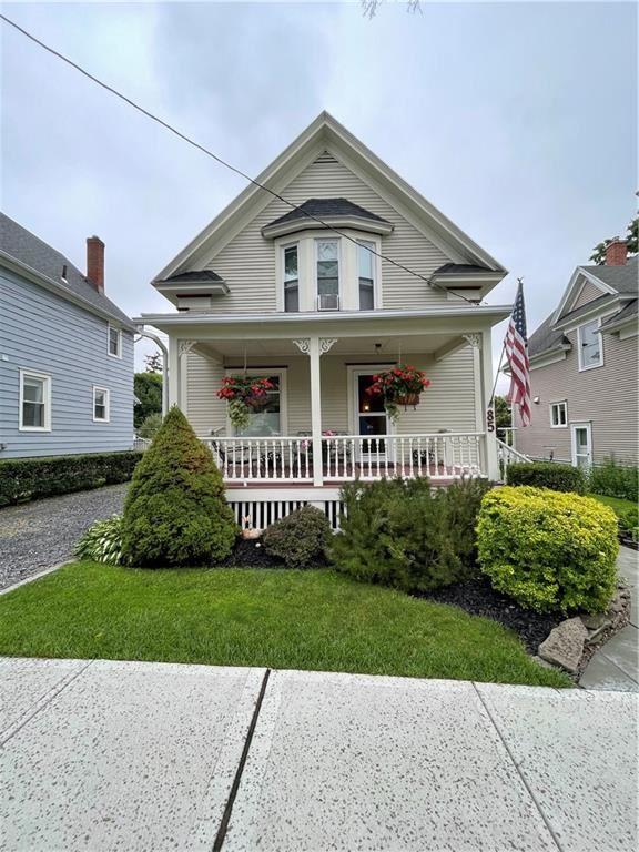 85 Ross Street, Auburn, NY 13021 - MLS#: R1351085