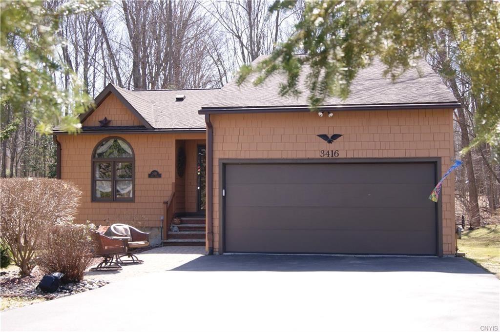 3416 Grey Birch Drive, Baldwinsville, NY 13027 - #: S1325087