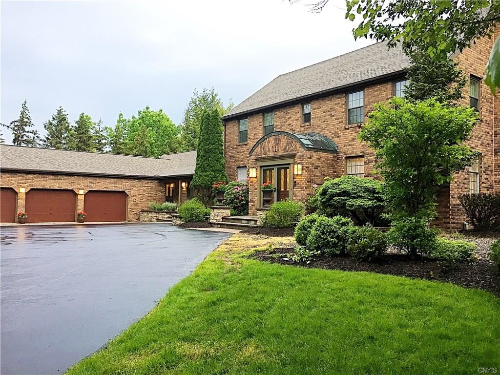 5080 Bridle Path Road, Fayetteville, NY 13066 - #: S1262088