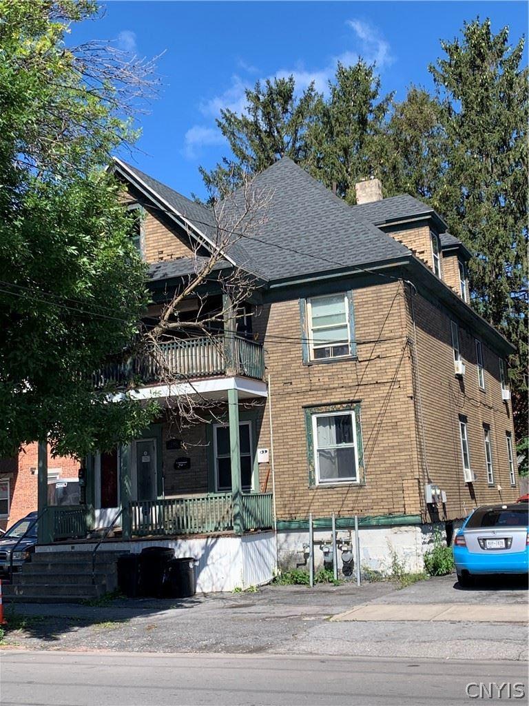 205 Burnet Avenue, Syracuse, NY 13203 - MLS#: S1367090