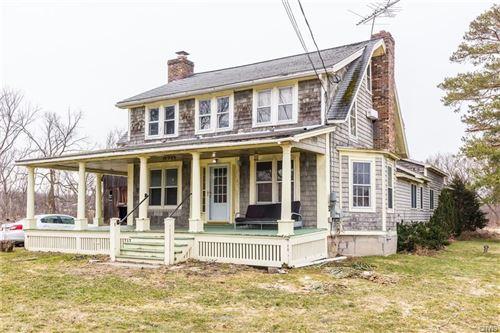 Photo of 1821 Benson Road, Skaneateles, NY 13152 (MLS # S1259092)