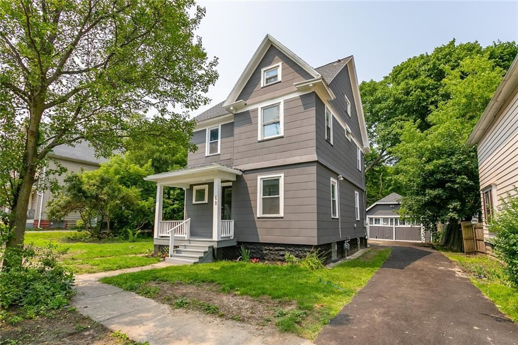 60 Forester Street, Rochester, NY 14609 - MLS#: R1361093