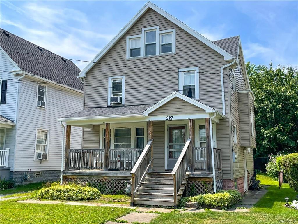 227 Ross Street, Batavia, NY 14020 - MLS#: B1353095