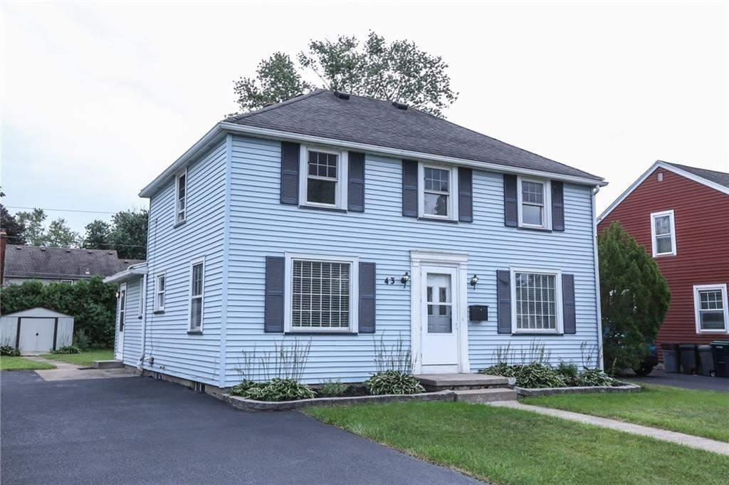 43 Queensboro Road, Rochester, NY 14609 - MLS#: R1365095