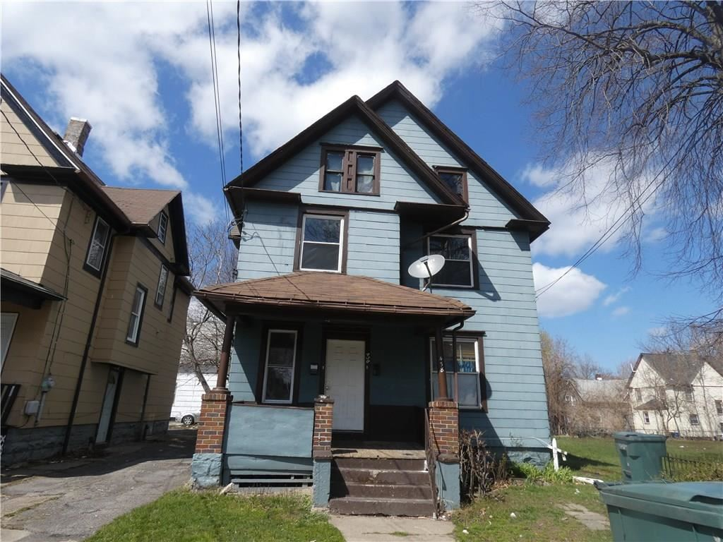 438 Central Park, Rochester, NY 14605 - #: R1262099